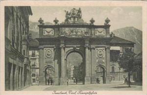 Austria Innsbruck Triumphpforte