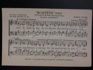 Musical PC - MORPETH 8.7.8.7. H. Overton by Joseph Stubbs MUSIC WAREHOUSE Crewe