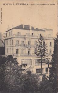 Algeria Algiers Hotel Alexanadra Mustapha Superieur 1914