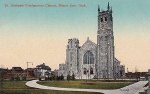 MOOSE JAW , Saskatchewan , Canada , 00-10s ; St Andrews Presbyterian Church