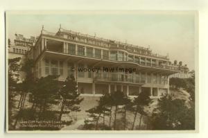 tp5415 - Kent - Leas Cliff Hall in Lower Sandgate Road, Folkestone - postcard