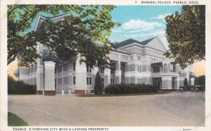 Mineral Palace, Pueblo, Colorado, 1910-1920s