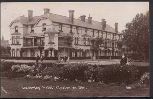 Essex Postcard - Waverley Hotel, Clacton On Sea   DC253