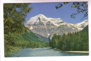 Mount Robson, Frasier River, Alberta, Harry Rowed, O'Neill