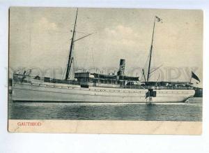 190904 ship GAUTHIOD Vintage postcard