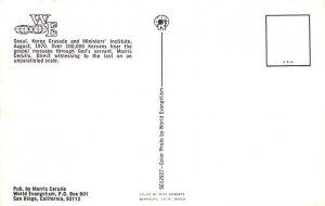 Korea CrUSA de 1970 Seoul Unused