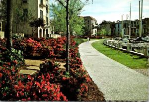 South Carolina Hilton Head Island Harbour Town