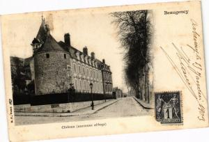 CPA BEAUGENCY - Chateau (270599)