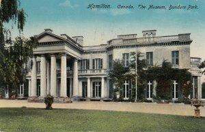 HAMILTON , Ontario , PU-1914 ; The Museum, Dundurn Park ; TUCK # 1088