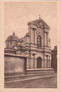France Lisieux Le Carmel et la Chapelle