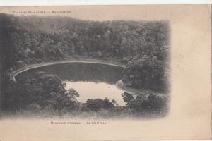 B81264 madagascar montagne d ambre le petit lac    front/back image