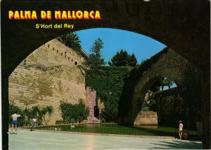 CPA Espagne-Mallorca-Palma de Mallorca-S'Hort del Rey (323446)