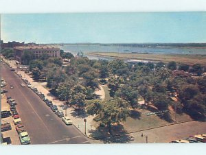 Pre-1980 CIVIL WAR PARK Memphis Tennessee TN AF0863