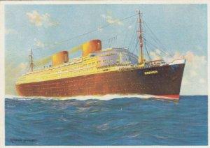Oceanliner Bremen , Norddeutscher Lloyd Bremen , 1920-40s