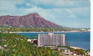 Hawaii Waikiki The Reef Hotel 1959