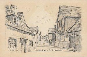 LACOCK, Wiltshire , England, 1910-30s ; TUCK