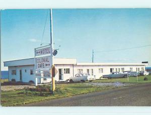 Unused Pre-1980 COLONIAL MOTEL Port-Daniel-Ouest - Gaspe Peninsula QC o0272