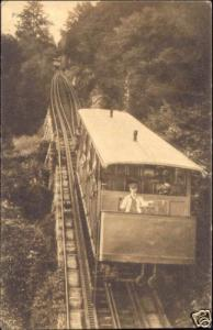 switzerland, TERRITET-GLION, Funicular (1920s)