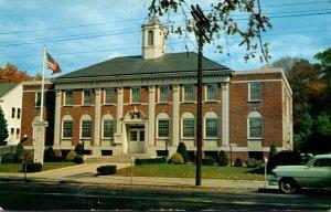 Connecticut Southington Town Hall