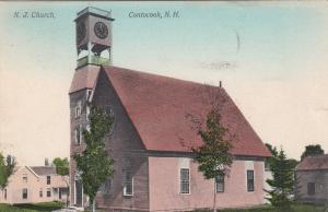 CONTOCOOK, New Hampshire, 1900-1910's; N.J. Church