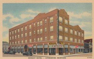 LIVINGSTON, Montana, 1930-40s; Murray Hotel