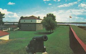 PRESCOTT , Ontario , Canada , 1950-60s;  Fort Wellington and Museum