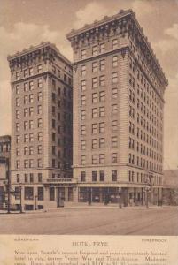 Hotel Frye, Seattle, Washington, 00-10's