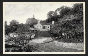 Hot Springs Ribeira Grande Sao Miguel Azores unused c1920's