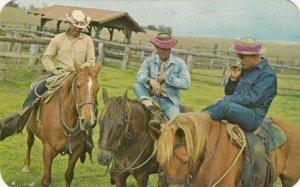 HAWAII , 1950-60s ; PANIOLOS (Hawaiian Cowboys)