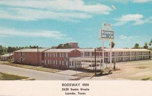 LAREDO, Texas, 50-60s; Rodeway Inn, 2620 Santa Ursula