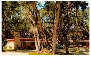 Florida  St. Augustine , Town-se-n-da Motor Court