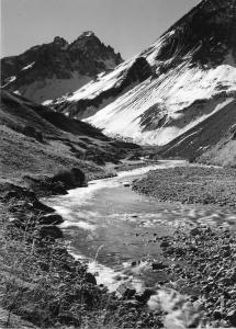 BR6049 Le Vallorette et le Grand Galibier   france