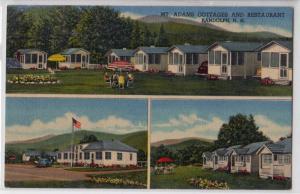 Mt Adams Cottages & Restaurant, Randolph NH