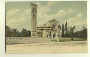 cu1244 - Wilton Church , Wiltshire - FGO Stuart  postcard