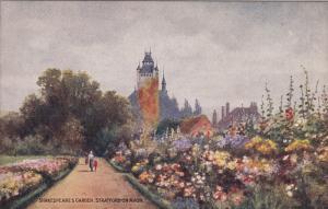 Shakespeare´s Garden, STRATFORD-ON-AVON (Warwickshire), England, UK, 1900-1910s