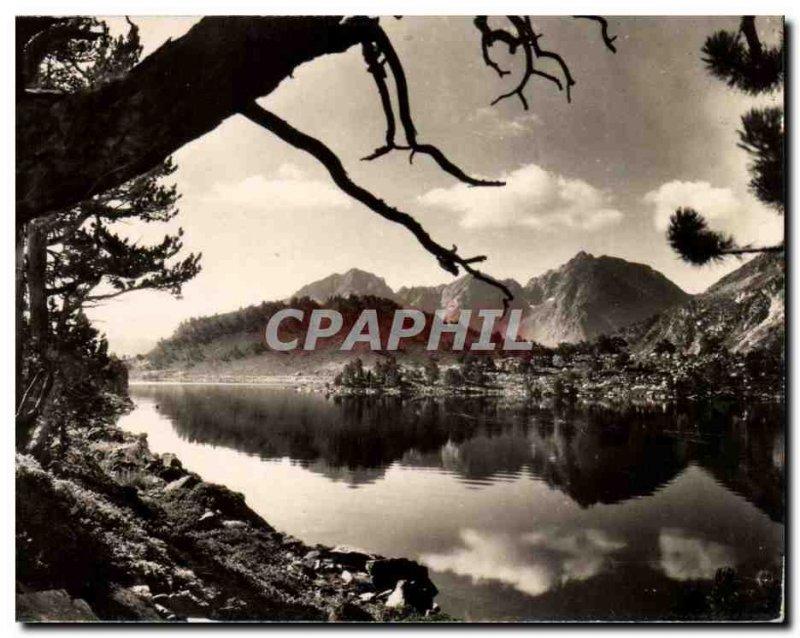 Vallee d & # 39aure - Lake d & # 39Aumar 2193 m - Old Postcard