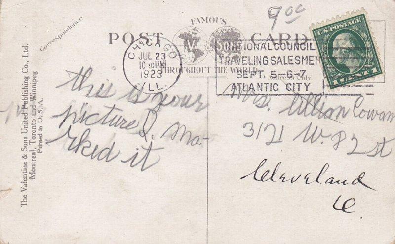 FORT WILLIAM, Ontario, Canada, PU-1923; May Street