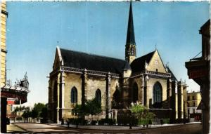 CPA BOULOGNE-BILLANCOURT L'Eglise (413608)