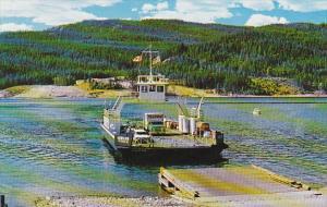 Ferry Needles-Fauquier Ferry Highway 6 British Columbia