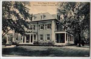 Beta Theta Pi House, Amherst College, MA