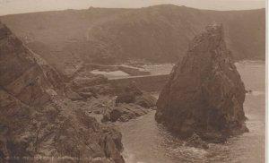 RP: CORNWALL, England, PU-1925; Mullion Cove