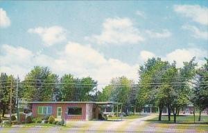 Holiday Motel Harrodsburg Kentucky