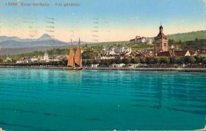 Switzerland Evian les Bains Vue générale 02.99