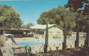 Desert Shores Mobile Homes Park , Swimming Pool , TUCSON , Arizona , 40-60s