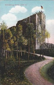 Germany Schlossberg mit Ruine