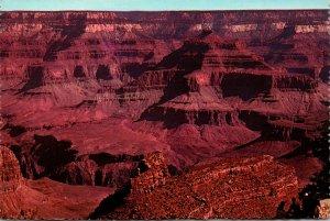 Arizona Grand Canyon Grand View From Hotel El Tovar Fred Harvey