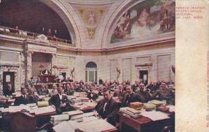 Minnesota Saint Paul Senate Chamber State Capitol Building