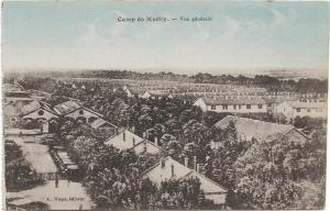 Military WW1 Camp de Mailly vue generale 01.30