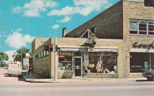 CHEBOYGAN , Michigan, 1940-1960s; Leonall REXALL Drug Store