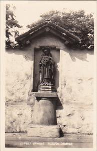 RP: Mission Delores , Street Shrine , California , 30-40s